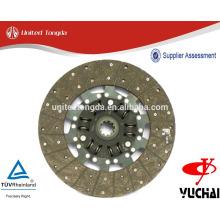 YUCHAI Disque d'embrayage E12FA-1600740