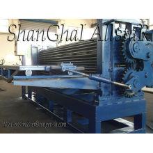 Formación de paneles de la azotea acanalada, máquina acanalada de la azotea barril