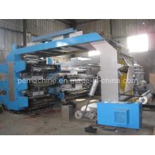 Máquina de impressão Flexo de alta velocidade Hrt61000 (CE)