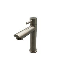 Handle Bathtub and Shower Faucet Brass Shower Mixer Tap Black Wholesale Economic Hot and Cold Zinc Alloy Sale Body Cross Style