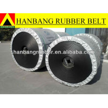 Cotton fabric conveyor belt
