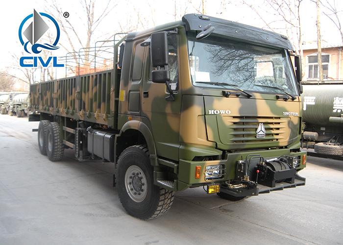 6x6 Cargo Truck 1