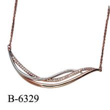 Colar de pingente de jóias de moda de alta qualidade