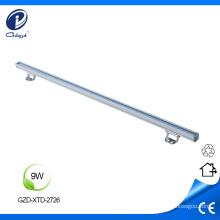 Стандартный DMX512 контроль 9W алюминиевый светодиодный фонарь