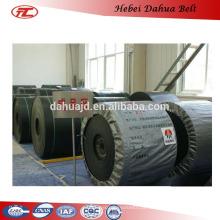 DHT-114 ISO9001 sistema de transportador de correias de borracha resistente ao fogo