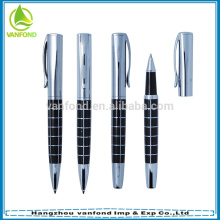 Luxus Förderung kostenlose Kugelschreiber Roller für Signatur, königliche eleganten flüssigen Stift