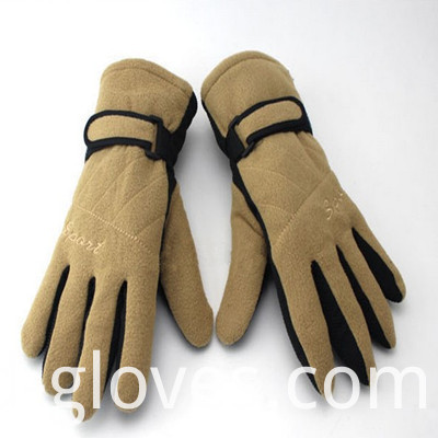 Polar Fleece Gloves 1