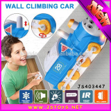 Wholesale remote control wall climbing car with music