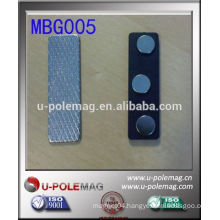 High Quality and Strong Power Magnetic Name Badge Manufacturer