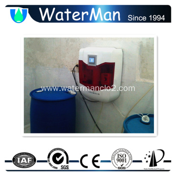 chlorine dioxide chemical generation equipment