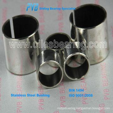 SS304 Stainless steel bush, SS316 Stainless steel bearing bushing, SF-1S dry sliding bearing