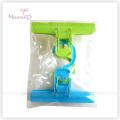 2PCS Big Colorful Plastic Clothes Pegs