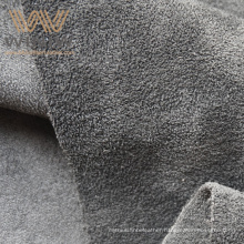 Garments Leather Shirt Material Custom Made Garment Printing PU Leather