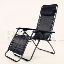 Custom high quality folding beach chair strong folding garden zero gravity chair