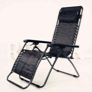 Custom high quality folding beach chair strong folding garden zero gravity chair