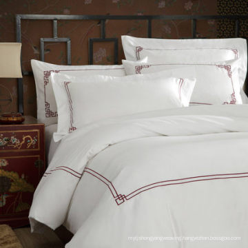 5 Stars Hotel Embroidery Bedding Sets (WS-2016335)