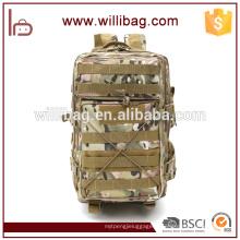 Sac à dos de sac à dos de combat tactique imperméable militaire de haute qualité de nouveau style