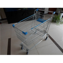 Asian Design Shopping Trolley Cart