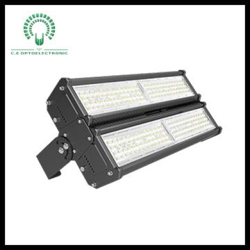 Nuevo diseño industrial usado IP65 100W / 150W / 200W / 400W LED Linear alta luz de la bahía