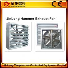 Exaustor industrial de Jinlong / fã do fluxo de ar / fábrica