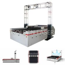 Leather Laser Cutting and Nesting Machine