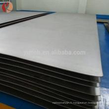 fabrication de pièces de voiture de titane d'approvisionnement de prix d'usine en Chine