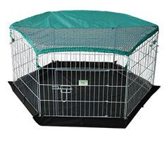 Dog Crate Kennel Heavy Duty Pet Cage