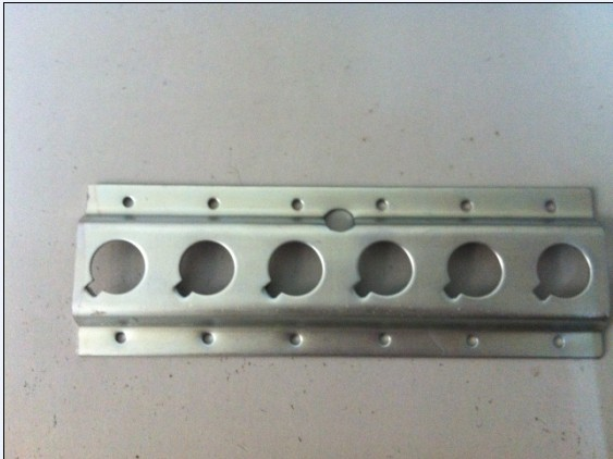 Steel Truck Load Lock Bar for Container E Track
