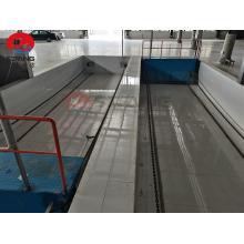 Estanque de almacenamiento / sistema de producción de harina de pescado