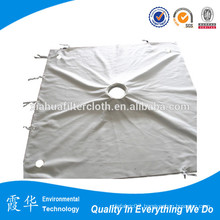 Air conditioner filter material for food industry