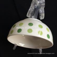 Porzellan Reisschüssel