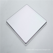 Sound and Visual Barrier Solid Polycarbonate Sliding Doors