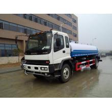 Água do caminhão de tanque 10000liters 4X2 LHD Isuzu água Bowser