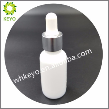 15ml essential oil glass bottle with rubber dropper cosmetic glass packaging bottle