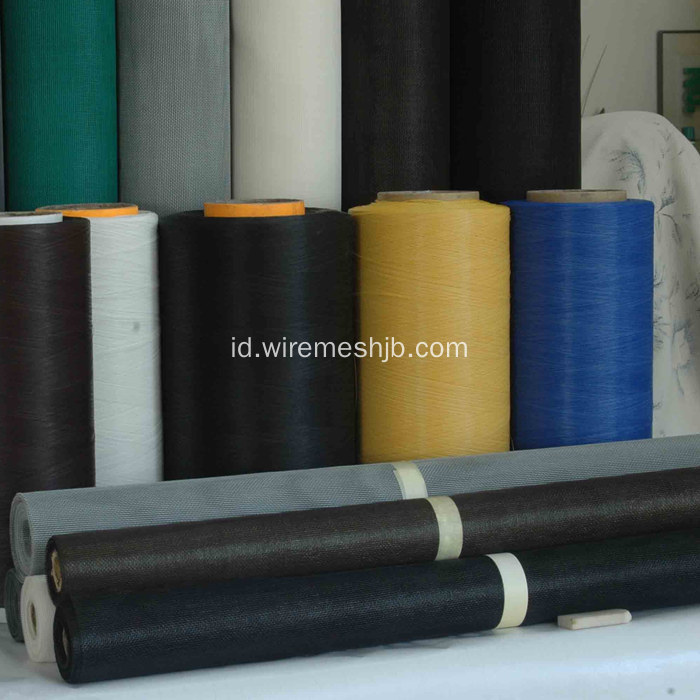120g / ㎡ Fiberglass Window Screen Mesh
