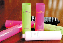 Cosmetic Bottle Tube Heat Transfer Printing Service