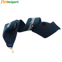 Sport Them Polyester Medal Lanyard with J Hook