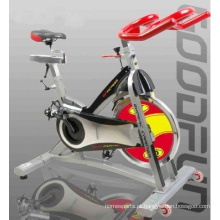 Bicicleta comercial da rotação do equipamento da aptidão do equipamento da ginástica para a sala do Gym