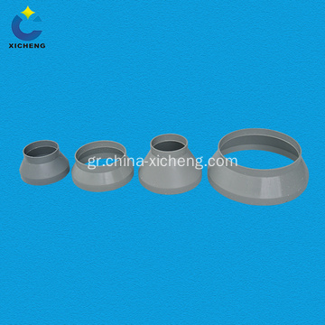pipe reducer PP variable diameter