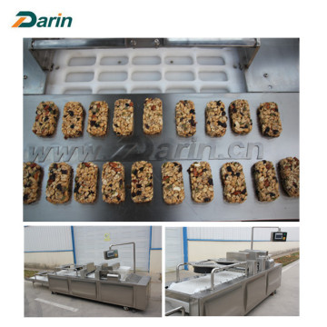 Gezonde Granola Bar Moulding Machinery