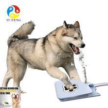 Fuente de agua al aire libre automático cascada descenso de agua Producto para perros beber