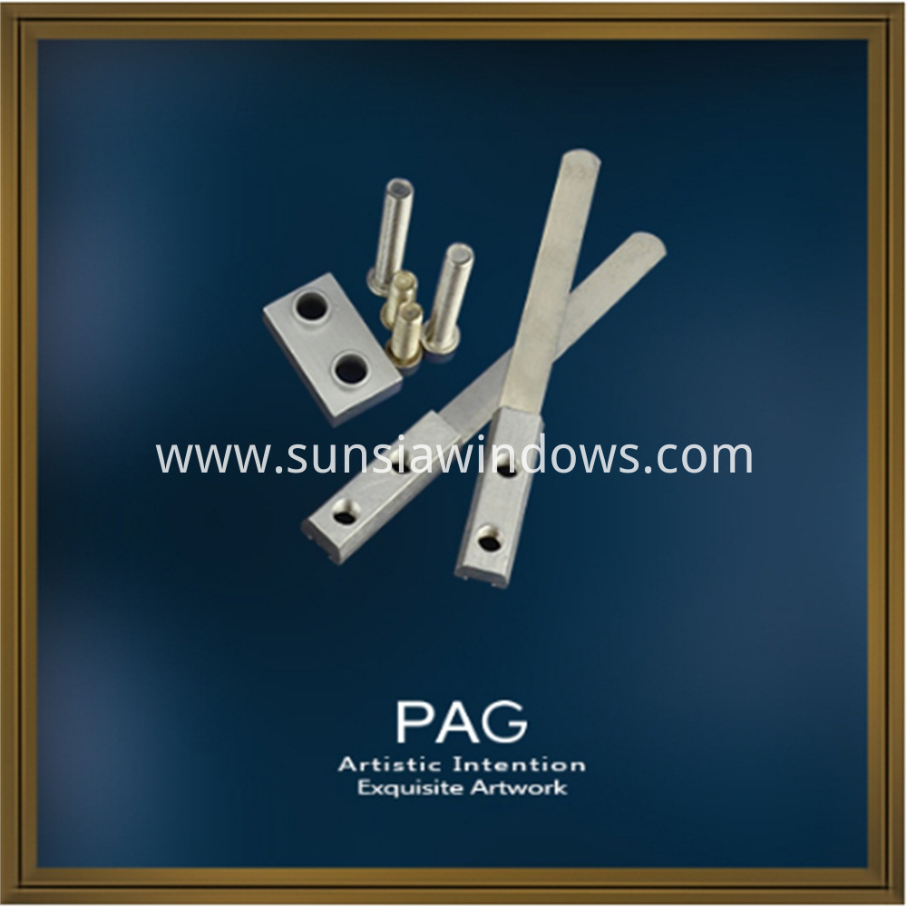 Heavy Duty Metal Side-hung Hinge for Door or Window