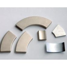 Permanent Seltener Erde Magne Halber Ring Neodym Magnet