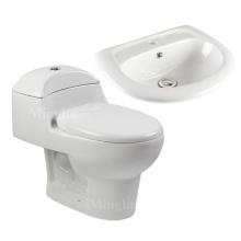 hot sale new design ceramic luxury bathroom set  toilet