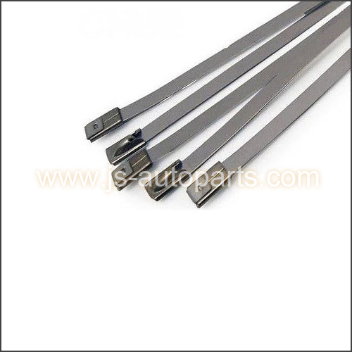 4.6MMX300MM STEEL CABLE TIE