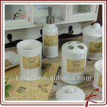 Mini Baño de cerámica para baño
