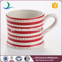 Decal de cerámica al por mayor tazas de café