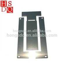 Manufacture de stratification de haute qualité en acier de silicium de forme de TL