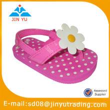 Sandales nudistes pour enfants de bonne qualité