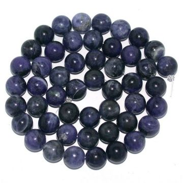 Perles Rondes Sodalite 8MM 16 ""
